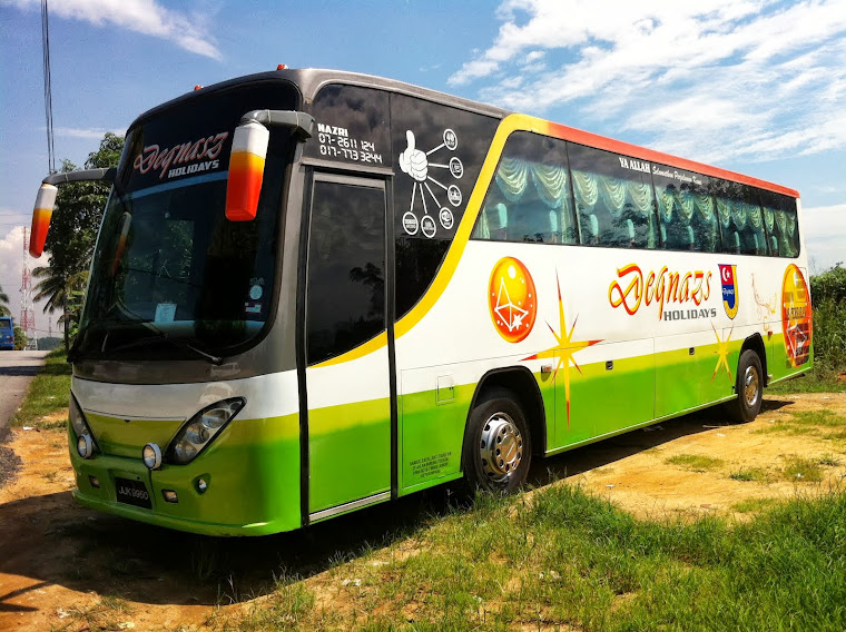 air suspension bus for travelling & package tours