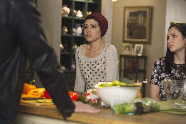 Chasing Life - Episode 1.13 - Guess Who's Coming to Donate - Promotional Photos