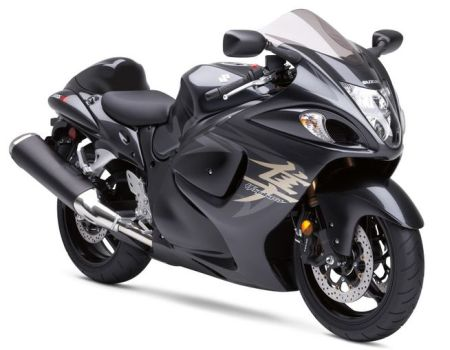 Gambar Sepeda Motor Honda CBR 1100xx Blackbird 11