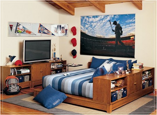 teen boys sports theme bedrooms home and family