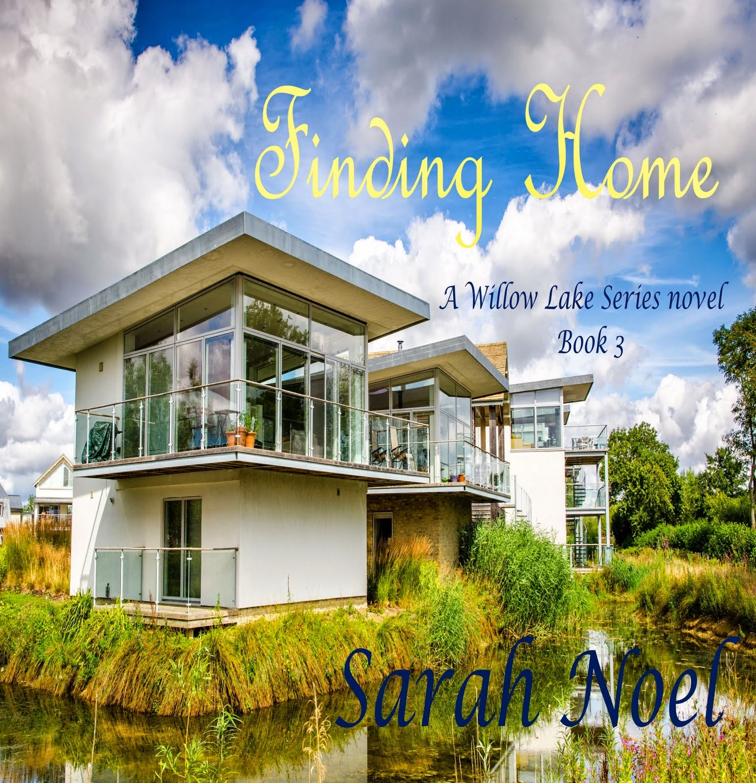 Finding Home (Book 3)