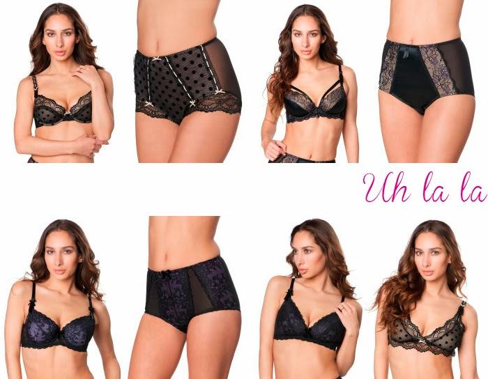 coleção lingerie Dita Von Teese para mamães blog Mamãe de Salto
