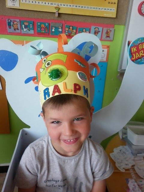 Ralph wordt 6 jaar!