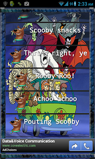 Scooby Doo and the Gang Soundboard screenshot