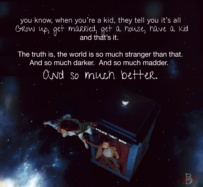 inspirational quotes from doctor who quotesgram