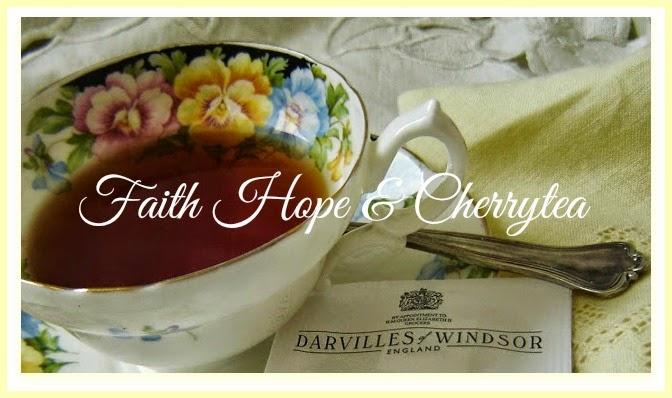 Faith Hope and Cherrytea