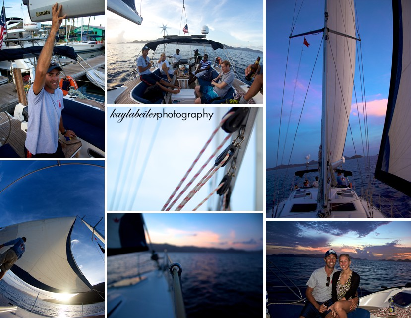sailing bvi photo