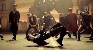B.A.P One Shot Zelo dance move sick review