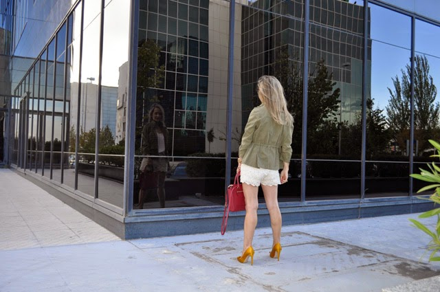 Trend: Khaki for Fall