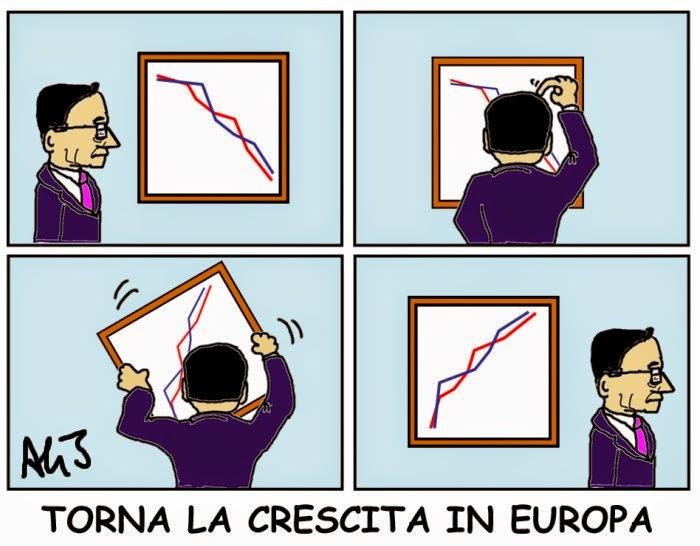 Draghi, Euro, BCE, crescita