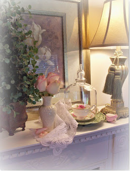 Mantel Vignette....