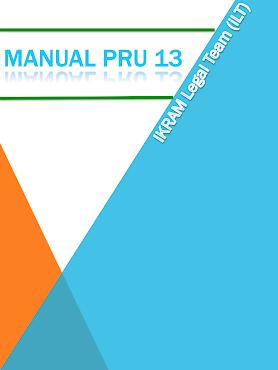Manual PRU 13