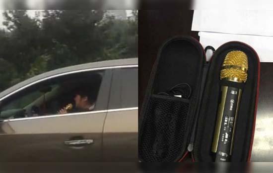 Nasib Malang Akibat Berkaraoke Dalam Kereta