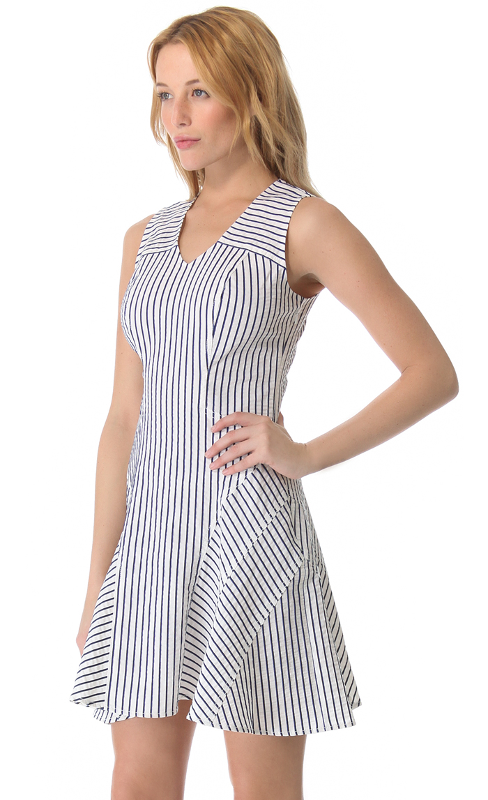 10 Crosby Derek Lam PInstripe Dress (70% off!)