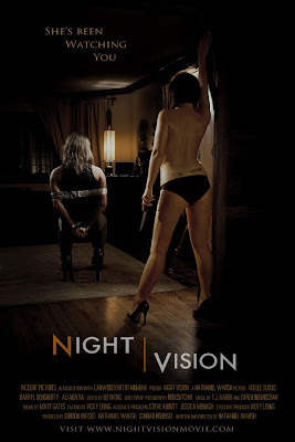 Watch Night Vision 2011 Hollywood Movie Online | Night Vision 2011 Hollywood Movie Poster