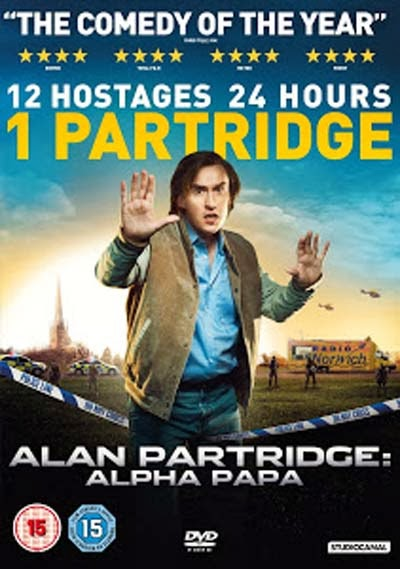 Assistir Alan Partridge: Alpha Papa Legendado Online