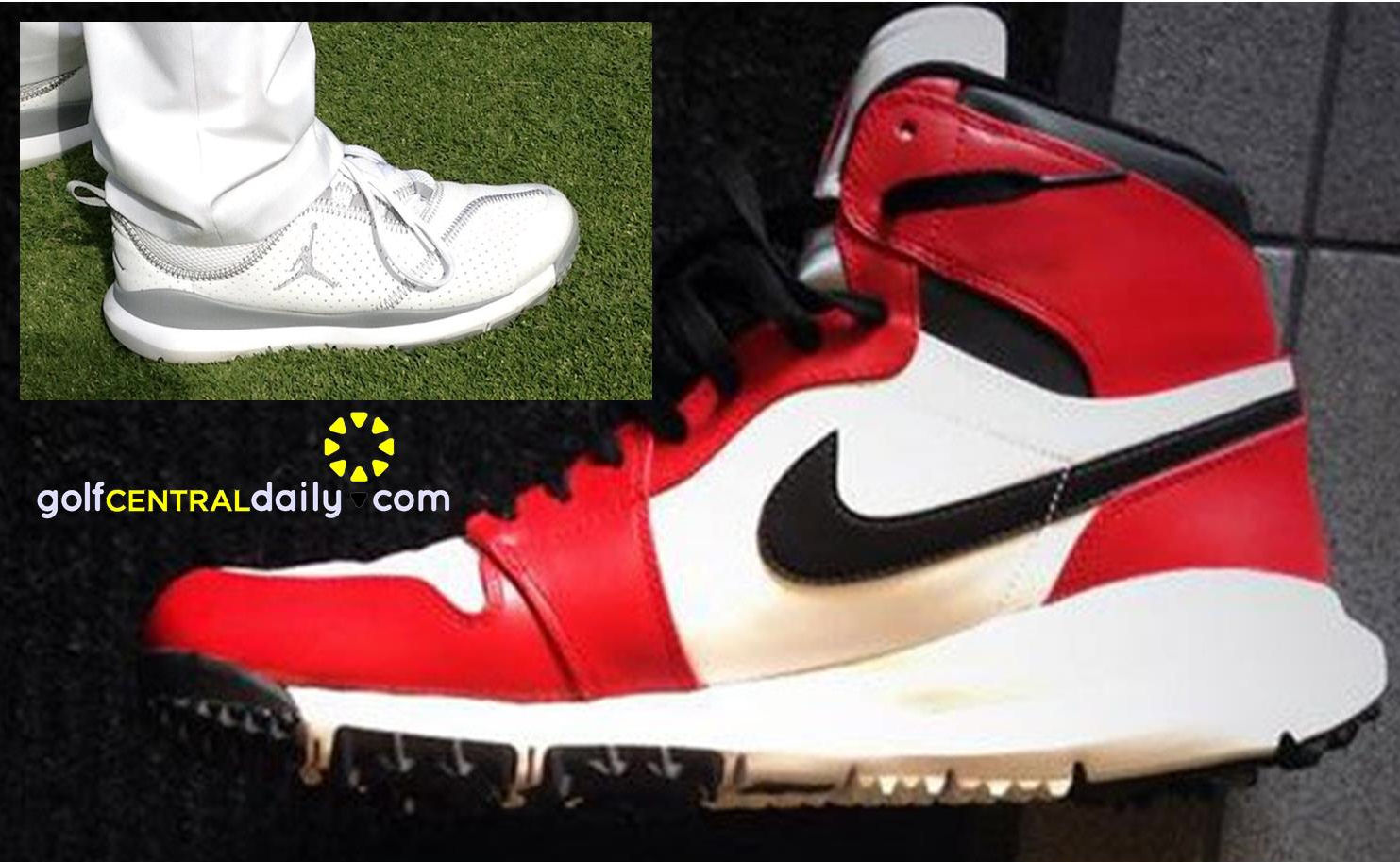 air jordan jumpman golf shoes