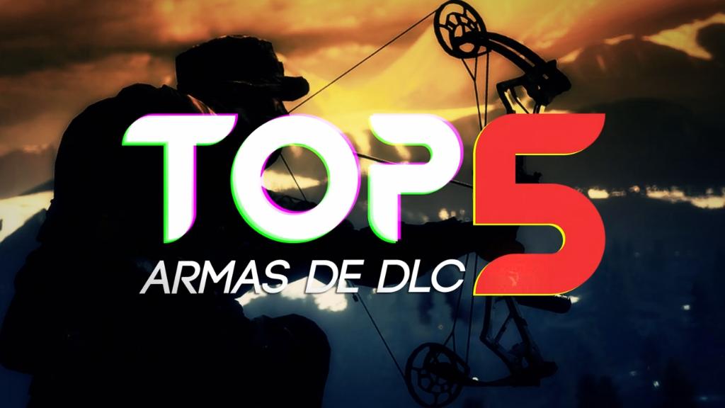 Top 5 Battlefield 4: Armas de DLC