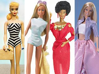 Fotos de modelos de Bonecas Barbie