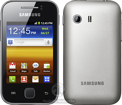 Sharing My Thoughts: Samsung Galaxy Y S5360 Android phone at Budget