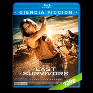 Los últimos sobrevivientes (2014) BRRip 720p Audio Dual Latino-Ingles