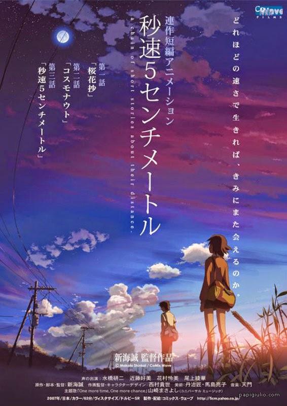 Review : Byousoku 5 Centimeter | Ocehan Otaku | Blognya anak manusia, yang ngakunya sih Otaku! | Ocehan Otaku adalah sebuah blog yang berisikan artikel-artikel dengan unsur Otaku dan hobi si penulis, yang salah satunya adalah Web Progam!