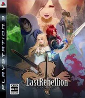 Last Rebellion - PS3