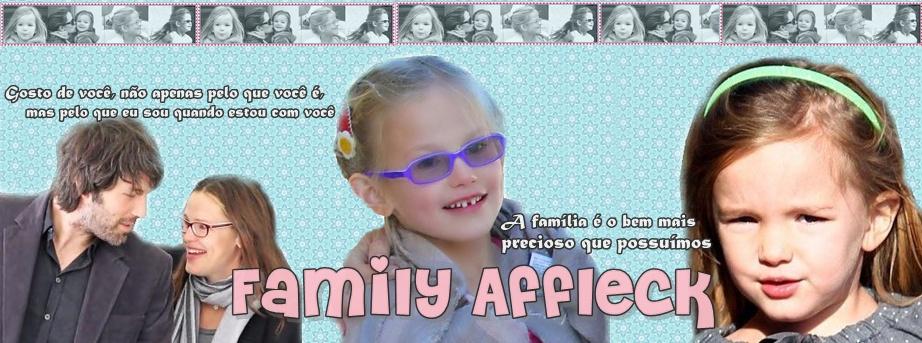 Family Affleck