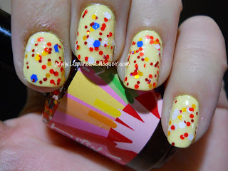 Kawaii Nail Lacquer - Sailor Venus