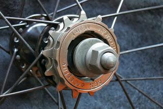 自転車の 自転車 ギア比 交換 : DoppelGanger 101改造 その6 ~ギヤ ...