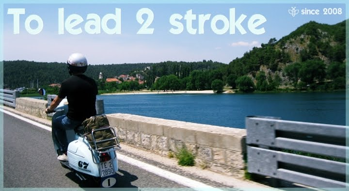 To lead 2 stroke