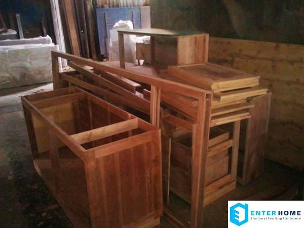 Xưởng sản xuất đồ gỗ nội thất enterhome hình ảnh 7