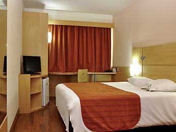 QUARTO DO HOTEL IBIS DE CAMPO GRANDE