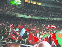 2004 サントリーチャンピオンシップ 第1戦 横浜 F・マリノス対浦和レッズ