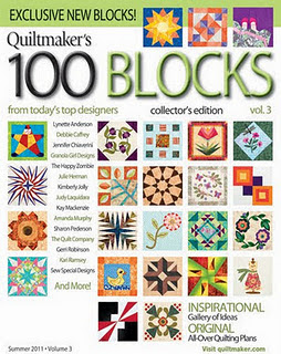 Quiltmaker's 100 Blocks - Volume 3