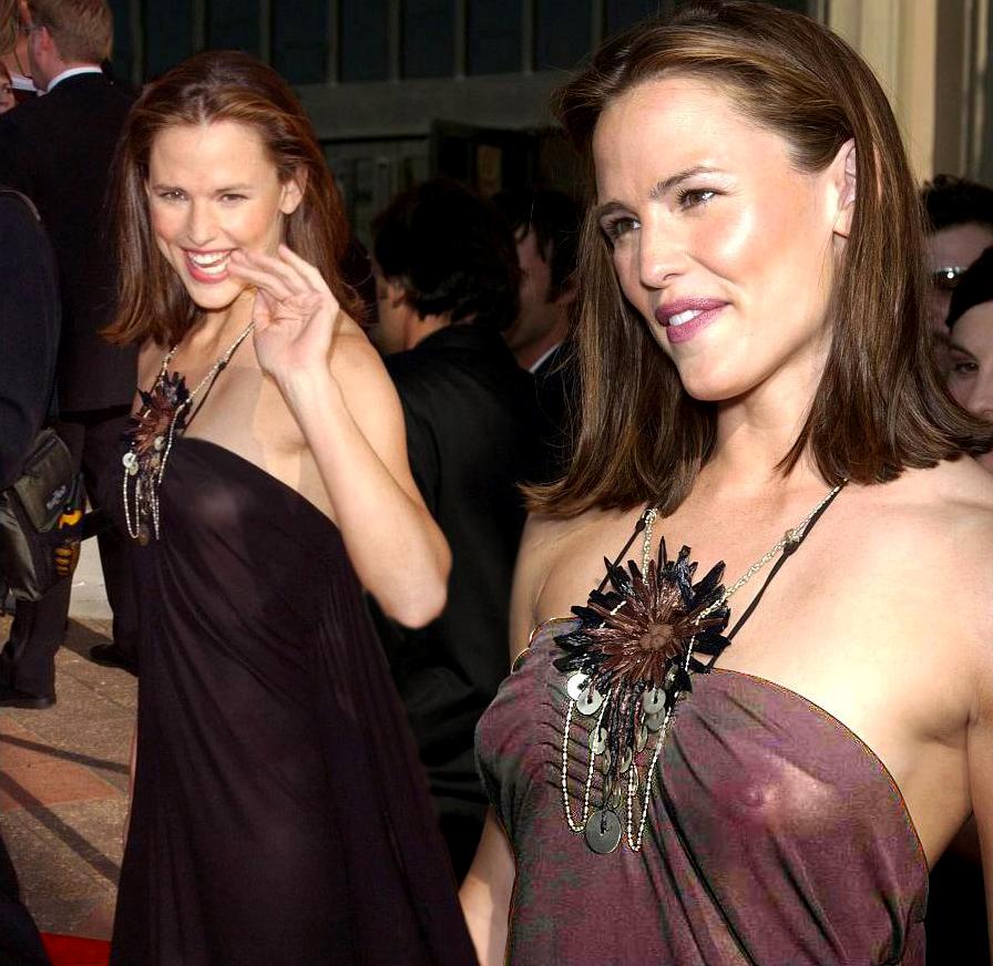 Fotos de desnudos de Jennifer Garner filtradas en