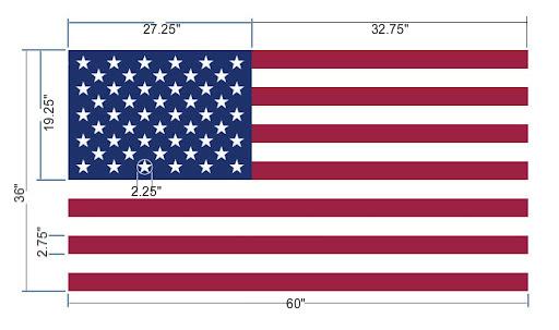 Free Pattern Usa Flag Rag Quilt Heather Handmade