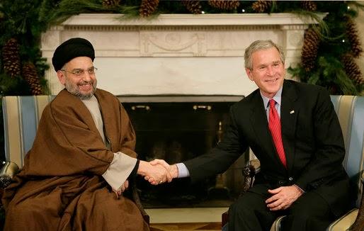 Syiah Irak-Amerika Bekerjasama Menjajah Irak