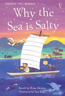 Cerita Rakyat Bahasa Inggris : Why The Sea Is Salty | www.belajarbahasainggris.us