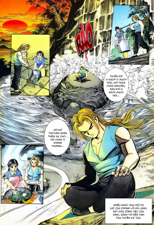 Long Hổ Phong Bạo chap 4 - Trang 28