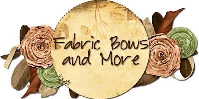 Fabric Bows and More