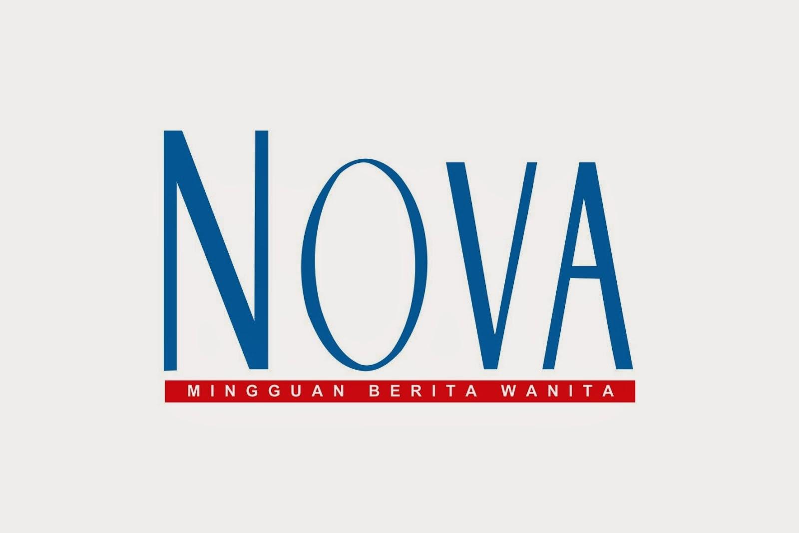 Berbagi Kebahagiaan Bersama Tabloid Nova