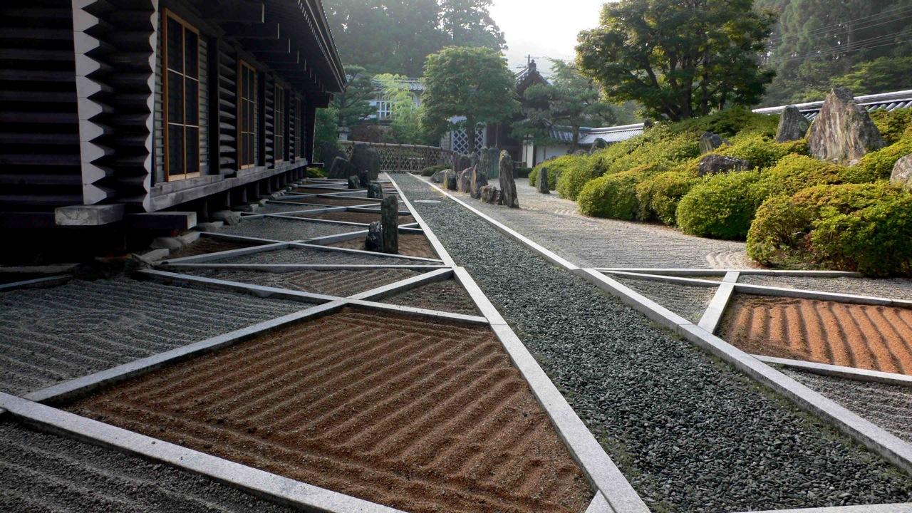 Neko nyah viernes chino los jardines zen - Jardines zen exteriores ...