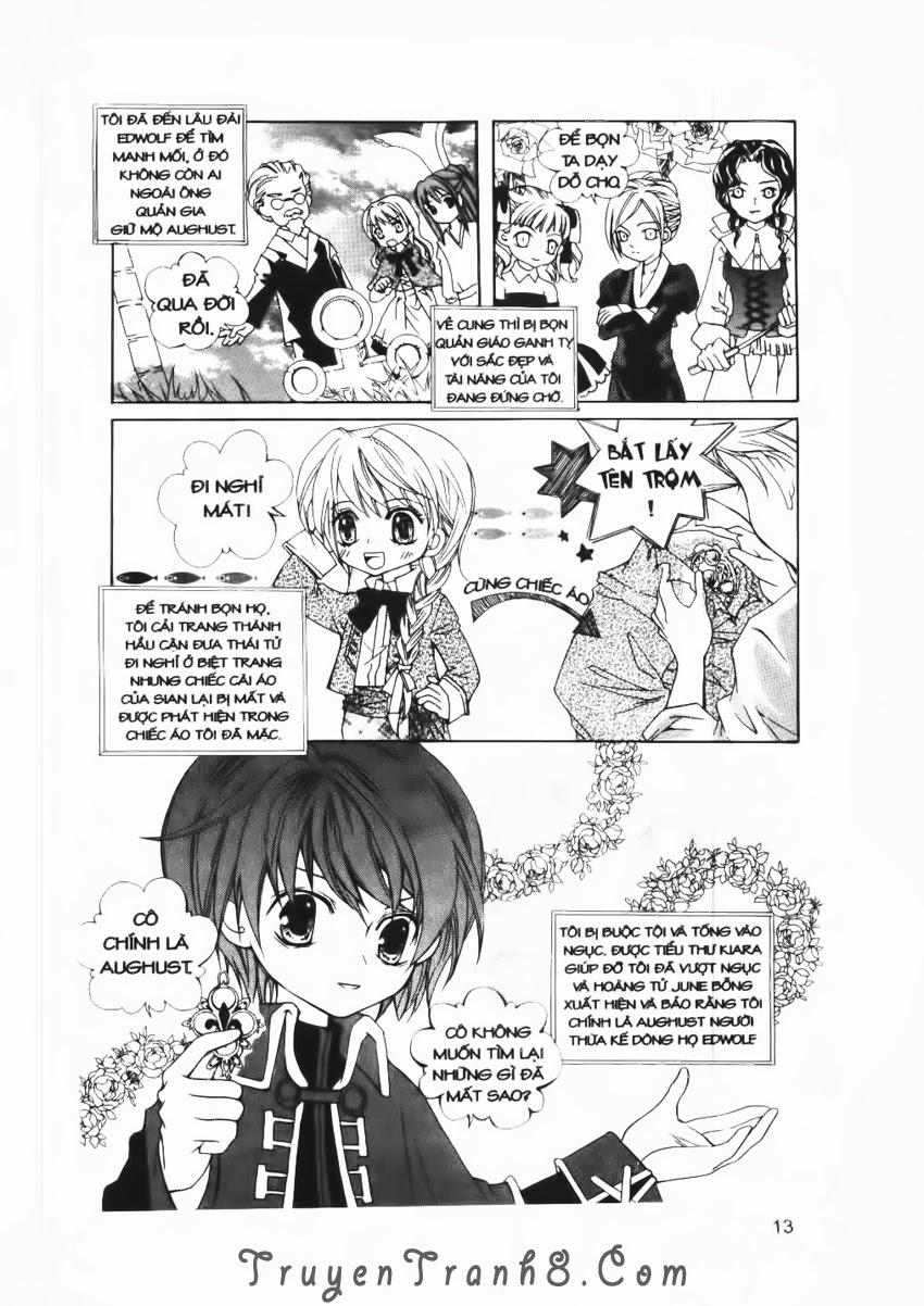 A Kiss For My Prince - Nụ Hôn Hoàng Tử Chapter 17 - Trang 14