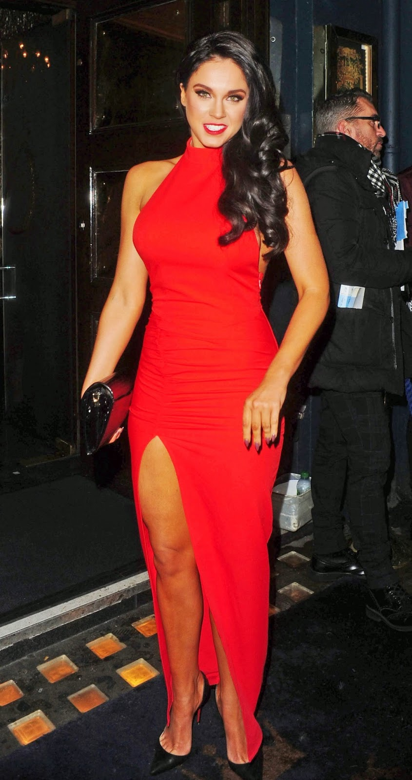 Vicky Geordie Shore @ Vicky Pattison At Cafe De Paris In London