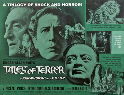 Tales of Terror Film Poster