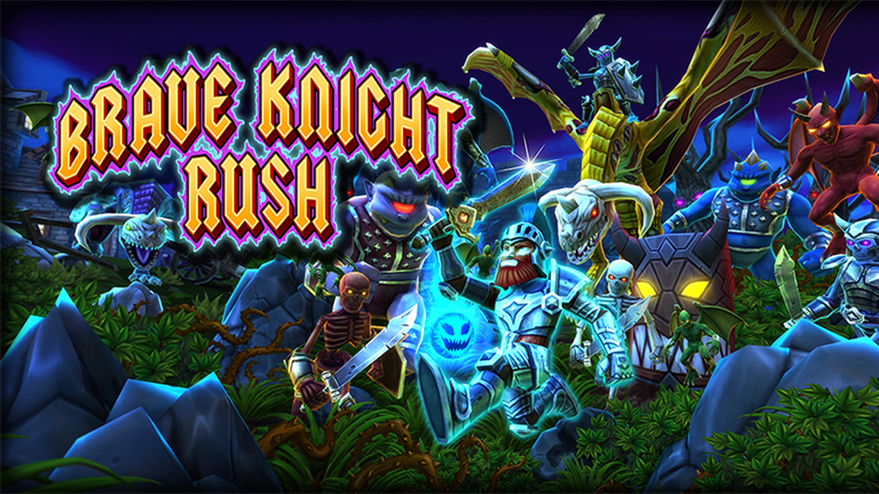 Brave Knight Rush Gameplay IOS / Android