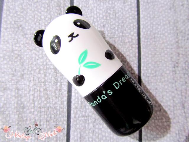 TonyMoly, korean cosmetics, cosmetica coreana, Panda's Dream Brightening Eye Base