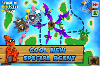 Bloons TD 5 v2.17 Apk ScreenShot
