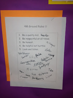 teacher and learner imposed ground rules Classroom rules - involving students  i usually set ground rules in this way  the teacher writes this long list of rules down and then points out that there .